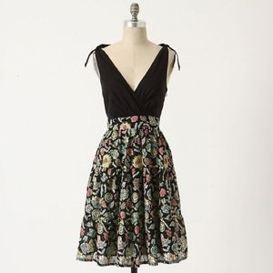 Anthropologie Maeve Polynesian Greetings Dress 4